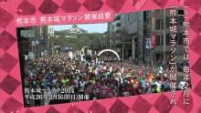 熊本城マラソン開催経費(熊本市)